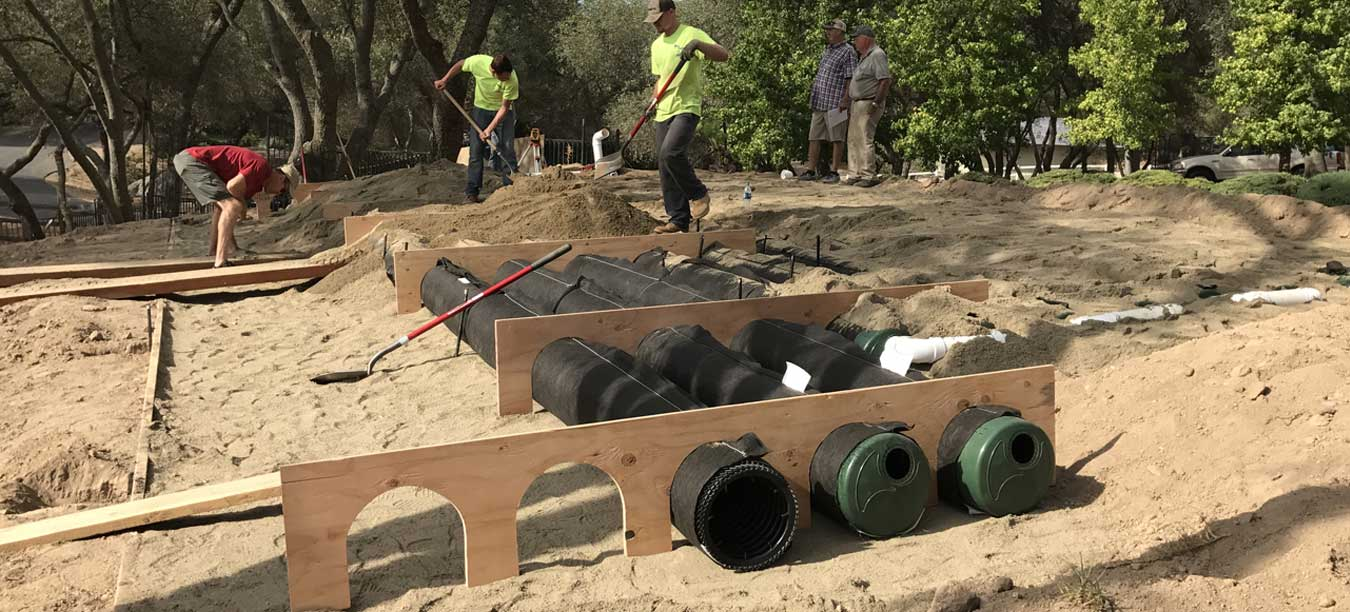 granite bay home septic system case study