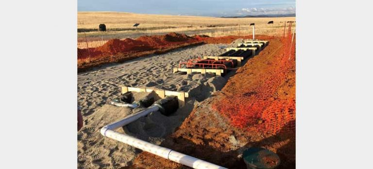 yuba home septic system